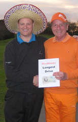 005 - Paul Marshall Longest Drive Winner (Neville Wootton Photography) Tags: golf paulmarshall canonixus70 stmelliongolfclub nevillewootton redhedzrollupxmastrophy
