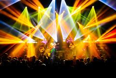 Lights, Camera ... (Shannon Tompkins) Tags: lights concert theatre umphreys palace louisville
