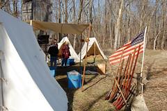 DSC_4905 (wrg4ever) Tags: camp shoot rifle indiana pistol target militia blackpowder flintlock whiteriverguard