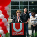 USquare @ The Loop Ribbon Cutting August 2013