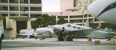 N26001 Beech UC-45J Expeditor c/n 6995 (eLaReF) Tags: cn plane airplane baker miami aeroplane 18 geo derelict beech anon expeditor 6995 uc45j n26001