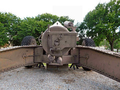 "M1918A1 155mm Howitzer (2) • <a style=""font-size:0.8em;"" href=""http://www.flickr.com/photos/81723459@N04/9691286161/"" target=""_blank"">View on Flickr</a>"