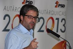 Marco António Costa em Almodôvar