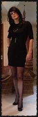 Mandy's day off (mandybell74) Tags: high tights heels crossdresser crossdress nylon cdtv uploaded:by=flickrmobile flickriosapp:filter=nofilter