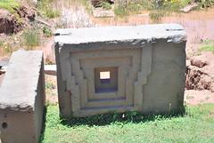 Pumapunku - Tiahuanaco (jmalfarock) Tags: tiwanaku tiahuanaco bolivia cultura culture civilizacin civilization southamerica sudamerica latinamerica latinoamerica travel viaje prehispnicos prehispanic nikon d60 ruinas ruins archaeologicalruins antiquitiesplaces archaeological