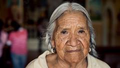The joy and pride of a long life (Yow Wray) Tags: portrait people mexico mujer nikon retrato abuela oldwoman oldpeople abuelita hidalgo portrature estadodehidalgo nikond800 vision:people=099 vision:face=099 vision:portrait=099 ljfotografia
