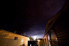 Lightning Strikes (Chadwise) Tags: storm clouds alberta thunder fortmcmurray