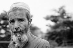 Focus Failure, Once Again (Sheikh Shahriar Ahmed) Tags: street portrait bw beard candid elderly elder dhaka bangladesh banasree candidportrait dhakadivision sheikhshahriarahmed