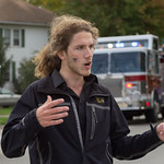 """<b>Homecoming Parade 2013</b><br/> The 2013 Homecoming Parade took place on Saturday, October 5. Photograph by Jaimie Rasmussen<a href=""""http://farm4.static.flickr.com/3809/10127930326_e0ca72c014_o.jpg"""" title=""""High res"""">∝</a>"""