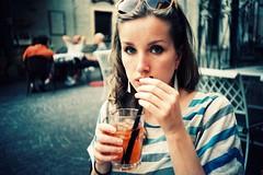 Argegno (cranjam) Tags: italy lake film bar lago lomo lca xpro lomography italia fuji drink slide fujifilm lakecomo spritz lagodicomo blanka velvia50 aperol argegno sailorsdontcry
