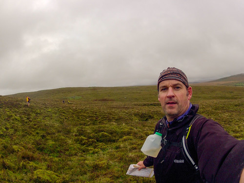 The Original Mountain Marathon 2013 - Day One - Brecon Beacons
