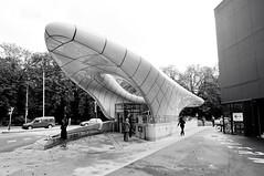 innsbruck architecture (2009) . part IV (Toni_V) Tags: bw monochrome station architecture austria tirol blackwhite sterreich nikon congress 2009 innsbruck zahahadid d300 sigma1020mm sep2 nordkettenbahn toniv 091010 dcs3908