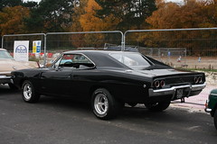 1968 Dodge Charger R/T 440 (davocano) Tags: auction brooklands carauction classiccarauction historicsatbrooklands nox58f