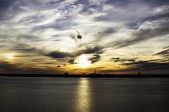 (DFChurch) Tags: sunset sky day cloudy south charleston carolina