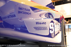 1977 Porsche 935/77 + 1982 Porsche 956 (belgian.motorsport) Tags: brussels museum 1982 expo martini ferdinand porsche mass 1977 autoworld 956 rothmans ickx 2013 93577