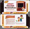 "Kraft Candy Kitchens - Chocolate Marshmallows - candy box - Marathon printer package sample - 1962 • <a style=""font-size:0.8em;"" href=""https://www.flickr.com/photos/34428338@N00/11991487383/"" target=""_blank"">View on Flickr</a>"