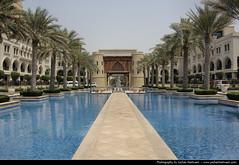Souk Al Bahar Residences, Dubai, United Arab Emirates (JH_1982) Tags: bridge water pool canon eos al eau dubai united uae emirates arab souk emirate unis  residences bahar vae unidos  duba   rabes arabes emiratos vereinigte arabische dubayy  60d  mirats           dubi