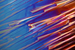 IMG_0132 (wamman219) Tags: blue red abstract green golden rainbow colorful crystals purple metallic abstractart violet vivid micro microscopic sheen multicolor pharmaceuticals textured threedimensional polarizedlight abstractscience obliqueillumination photomicroscope canoneos60d zeissmicroscope microscopeart reliefphasecontrast phasecontract microscopeexpressionism