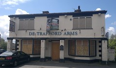 "De Trafford Arms, Croston, Lancashire • <a style=""font-size:0.8em;"" href=""http://www.flickr.com/photos/9840291@N03/12488458705/"" target=""_blank"">View on Flickr</a>"