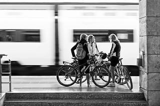 Stazione di Padova - L' Ardua decisione