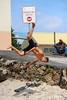Beach acrobatics (Michael from Austria) Tags: africa beach southafrica capetown acrobatics athlete südafrika milnerton westerncape kapstadt woodbridgeisland cracy westkap