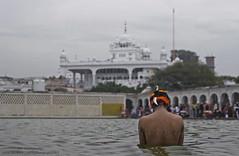 Holy Dip (www.harjeetsinghnarang.com) Tags: sikh gurudwara sikhism anandpursahib holamohalla sikhdevotee shrikesgarhsahib gurudwarashrikesgarhsahib holamohalla2014