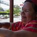 Waitress at El Patio, Tegucigalpa, Honduras