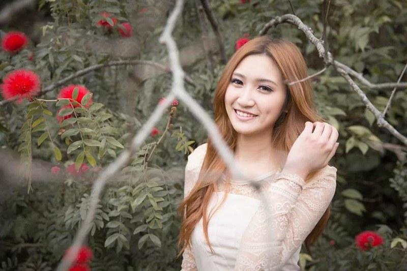 Koobii人氣嚴選26【新竹光復高中─黃品瑜】美麗外表與一顆單純的心