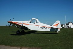 G-AVPY (IndiaEcho Photography) Tags: park light england west canon airplane sussex airport general aircraft aviation aeroplane civil piper gliding airfield oes parham pawnee pa25 1000d gavpy
