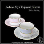 "Laduree Style Cups & Saucers <a style=""margin-left:10px; font-size:0.8em;"" href=""http://www.flickr.com/photos/94066595@N05/13690960064/"" target=""_blank"">@flickr</a>"