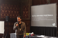 Data-Driven Football - FutureEverything 2014