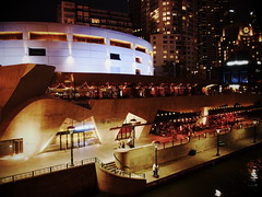 "Melbourne at night • <a style=""font-size:0.8em;"" href=""http://www.flickr.com/photos/30066309@N07/14256779524/"" target=""_blank"">View on Flickr</a>"