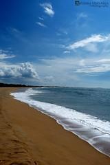 Silent sea...