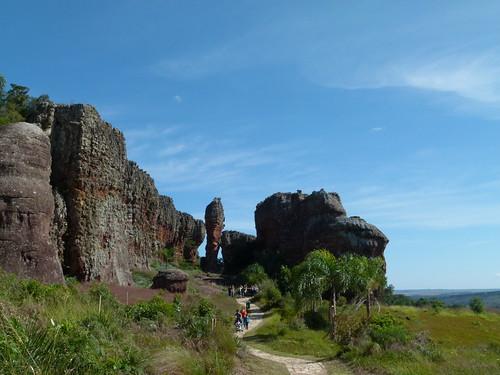 Thumbnail from Vila Velha State Park