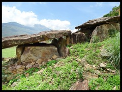 Prehistoric Dolmens @ Marayur @ Munnar (indianature13) Tags: india history archaeology nature april prehistoric westernghats asi munnar dolmen dolmens 2015 archaeologicalsurveyofindia megalithicsite highranges muniyara marayur muniara prehistoricdolmen kovilkadavu prehistoricindia megalithicindia
