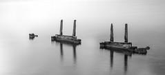 Vestigios del pasado (Photandr) Tags: salinas murcia mar sea led longexposure seascape nd1000