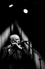 Matt Molloy (The Chieftains) – 50 Years of Celtic Charm – 10/13/12 (photo: Corey Katz)