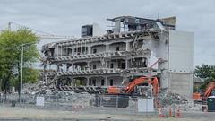 437 - Bâtiment détruit