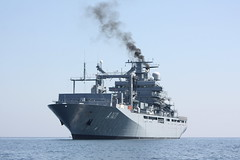 Deutsche Marine: Einsatzgruppenversorger Klasse 702 FGS A 1411 BERLIN in der Neustädter Bucht (Helgoland01) Tags: marine navy ostsee schleswigholstein berlin einsatzgruppenversorger