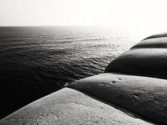 b&n (<3 Revolution) Tags: bn bianco nero sea bw mare realmonte scaladeiturchi agrigento