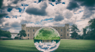 Syon House Through The Looking Glass by Simon & His Camera