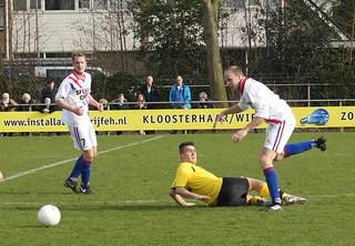 Bruchterveld 1 - DKB 1 (4-1)
