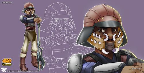 Character Design - illustration n° 36