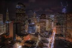 San Francisco (karinavera) Tags: travel sonya7r2 sanfrancisco aerial longexposure view night cityscape architecture