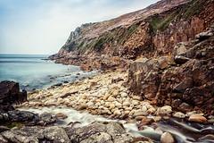 Cornish coast (andrewp303) Tags: sea water coast cornwall filter 10stopper