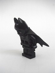 Pose down (1upLego) Tags: pose lego bend batman creator custom