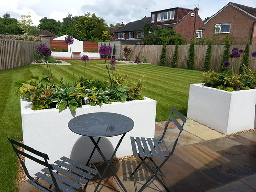 Landscaping Wilmslow Modern Garden Image 10