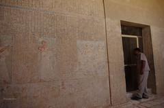 Tomb of Petosiris 10 (eLaReF) Tags: egypt tombs isadora ibex elgebel tunaelgebel petosiris tunaelgebbel