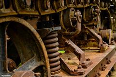 On Track (gabi-h) Tags: old tractor vintage rust princeedwardcounty gabih ameliasburgh quinteflywheels