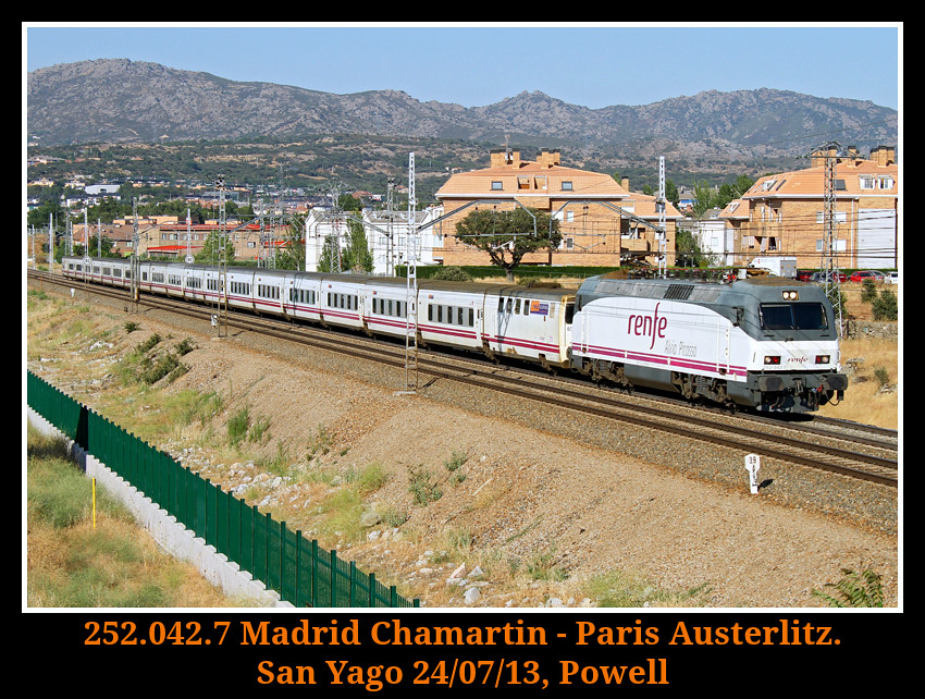 The world 39 s best photos of elipsos and trenhotel flickr for Train tours paris austerlitz